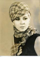 """Jean Barthet présente le style """"Julie"""" Vintage silver print Tirage argentique"""
