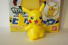 BANDAI Pokemon Plastic Model No.19 Pikachu Japan Anime