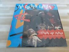 THE GOLDEN EAGLES & MONK BOUDREAUX - Lightning - LP ! 2073 ! ROUNDER !