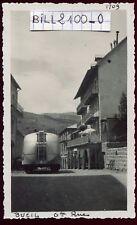 Beuil les Launes . Grande Rue . Alpes-Maritimes . photo ancienne .1947
