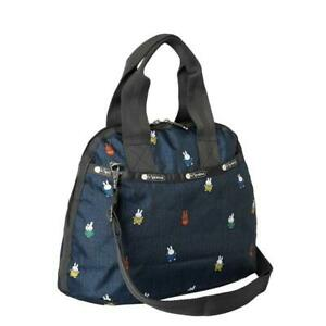 LeSportsac Dick Bruna Collection Amelia Handbag in Miffy and Friends NWT