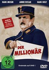 DER MILLIONÄR - Hans Moser, Annie Rosar - DVD - NEU & OVP