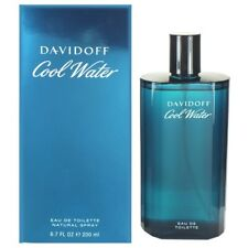 Davidoff Cool Water for Men MAXI 200 ml Eau de Toilette EdT Spray NEU OVP