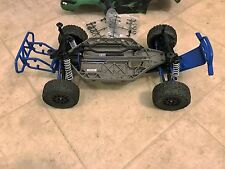 Traxxas Slash 4x4 Roller Wit Upgrades RPM Great Shape 1/10 SCT  Rolling Chassis