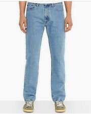 Levi's Men's 505 Straight Regular Fit Jean - Light Stonewash - 33x30