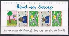 Nederland plaatfout postfris 1390PM MNH blok