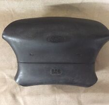 1995-1997 FORD RANGER STEERING WHEEL AIR BAG BLACK with mounting screws OEM