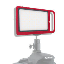 Aluminum Panel Led Video Photo Lamp Light Dimmable For Photography Studio Camera