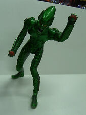 """SPIDERMAN MOVIE GREEN GOBLIN PVC FIGURE 12"""" FULLY ARTICULATED STATUE TOY BIZ"""
