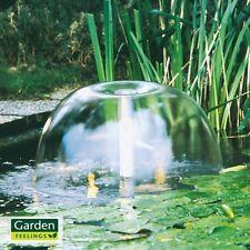 Garden Feelings Springbrunnenpumpe-Gehäusemantel Edelstahl, schlagfest**NEU&OVP*