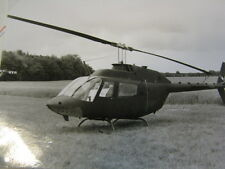 Photo BELL OH-58 Kiowa US Air Force, Open Dag KLu VLB Deelen 1978