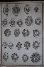 Original vor 1800 Gegenständliche Originaldrucke (bis 1800)