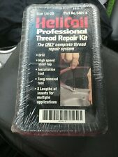 HeliCoil 5401-4 Professional Thread Repair Kit For 1/4-20 Nc Threads New!