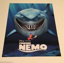 New Disney Pixar Finding Nemo Lithograph
