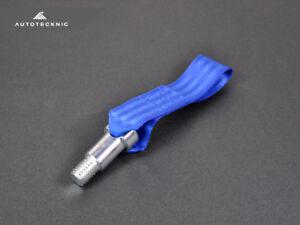 AUTOTECKNIC BLUE TRACK READY TOW STRAP - BMW F87 M2 F80 M3 F82 F83 M4 F10 M5