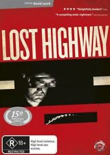 Lost Highway DVD BRAND NEW SEALED