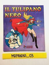 IL TULIPANO NERO - Panini 1984 - Album Vuoto-Empty - OTTIMO-VERY GOOD