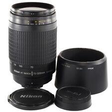 Nikon AF Nikkor 70-300mm G for D700 D800 D200 D50 D2 D3 D600 D7100 D810 D750 (M)