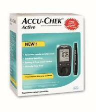 Accu-check, Accu Chek Active Diabetes Meter with Free 10 Strips, Glucometer