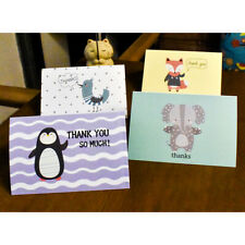 MagiDeal 6 Sets Thank You Cards with Envelopes Greeting Invitation Cards