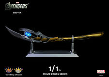 Avengers Age of Ultron Loki's Chitauri Scepter Replica by King Arts 1:1 Scale