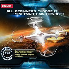 Skytech M62 6-Axis Gyro Drone Mini 4CH 2.4Ghz RC Aircraft Helicopter Quadcopter
