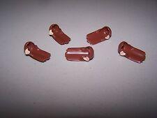 lego LOTR minifigure ELF EAR HAIR WIG piece hobbit castle 79012 lot elves brown