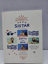 K-Pop Sistar [Sweet & Sour] Cd + booklet