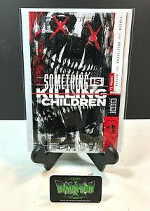 SOMETHING IS KILLING THE CHILDREN #11 1:100 SIMMONDS VARIANT NM BOOM! 2020