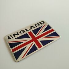 England English FLAG Sticker Decals Emblems for Jeep Truck SUV 4x4 Car Patriotic