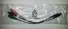 S Video 7 pin to RCA AV Female RGB HDTV Component Adapter Converter by ASUS