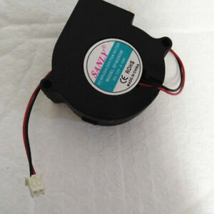1pcs SANLY SF6028SM DC12V 0.10A Silent Turbo Blower Humidifier Fan