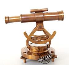 Deutsche Marine Instruments Level Theodolit Umfrage Kompass Schreibtisch Dekor D