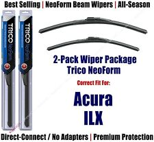 2-Pack Super-Premium NeoForm Wipers fit 2013+ Acura ILX - 16260/190