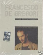 CD ♫ Compact disc + Libro **FRANCESCO DE GREGORI • SCACCHI E TAROCCHI** Digipack