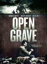 Open Grave (DVD, 2014) - Ex Library - **DISC ONLY**