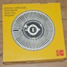 Kodak Carousel Slide Transparency Tray