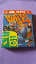 Space Quest IV: Roger Wilco and the Time Rippers, CD, Nuevo y Precintado