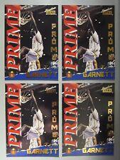 LOT OF (4) 1995 Signature Rookies Prime #16P Kevin Garnett PROMO RC
