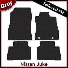 Fits for NISSAN JUKE 2010 onwards Tailored Fitted Carpet Car Floor Mats GREY