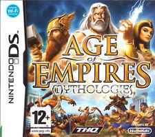 Age of Empires: mitologías Nintendo DS 12+ Juego de estrategia
