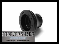 Yamaha Rhino Steering Wheel Hub Adapter for 5 & 6 Hole Steering Wheels Black