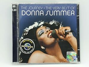 Donna Summer - The Journey (The Very Best Of) 2xCD Album - Limited Edition - HTF