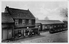 AK Margraten  Rijksweg , Restaurant Der Kroon Foto Postkarte Feldpost