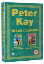 Peter Kay: The Live Collection (Box Set) DVD (2007) Peter Kay