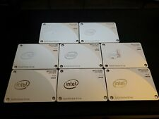 Lot of 8 Intel SSD Pro 1500 Series 180GB Internal SSD SSDSC2BF180A4H