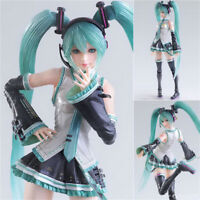 SQUARE ENIX Play Arts Kai HATSUNE MIKU Action Figure Model Statue Toy Gift