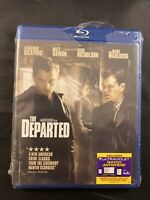 The Departed (Blu-ray Disc, 2007) New Factory Sealed