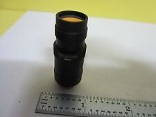 OPTICAL PANASONIC MINI CAMERA CCD + FILTER OPTICS AS IS BIN#U4-04