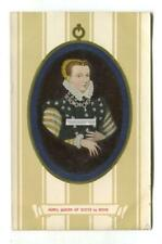 Mary Queen of Scots - old postcard